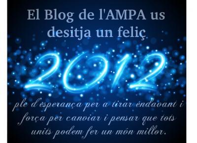 Feliç any 2012